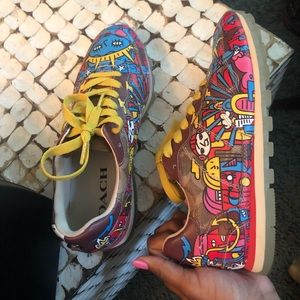 Coach Sneakers (Mind Flyers)